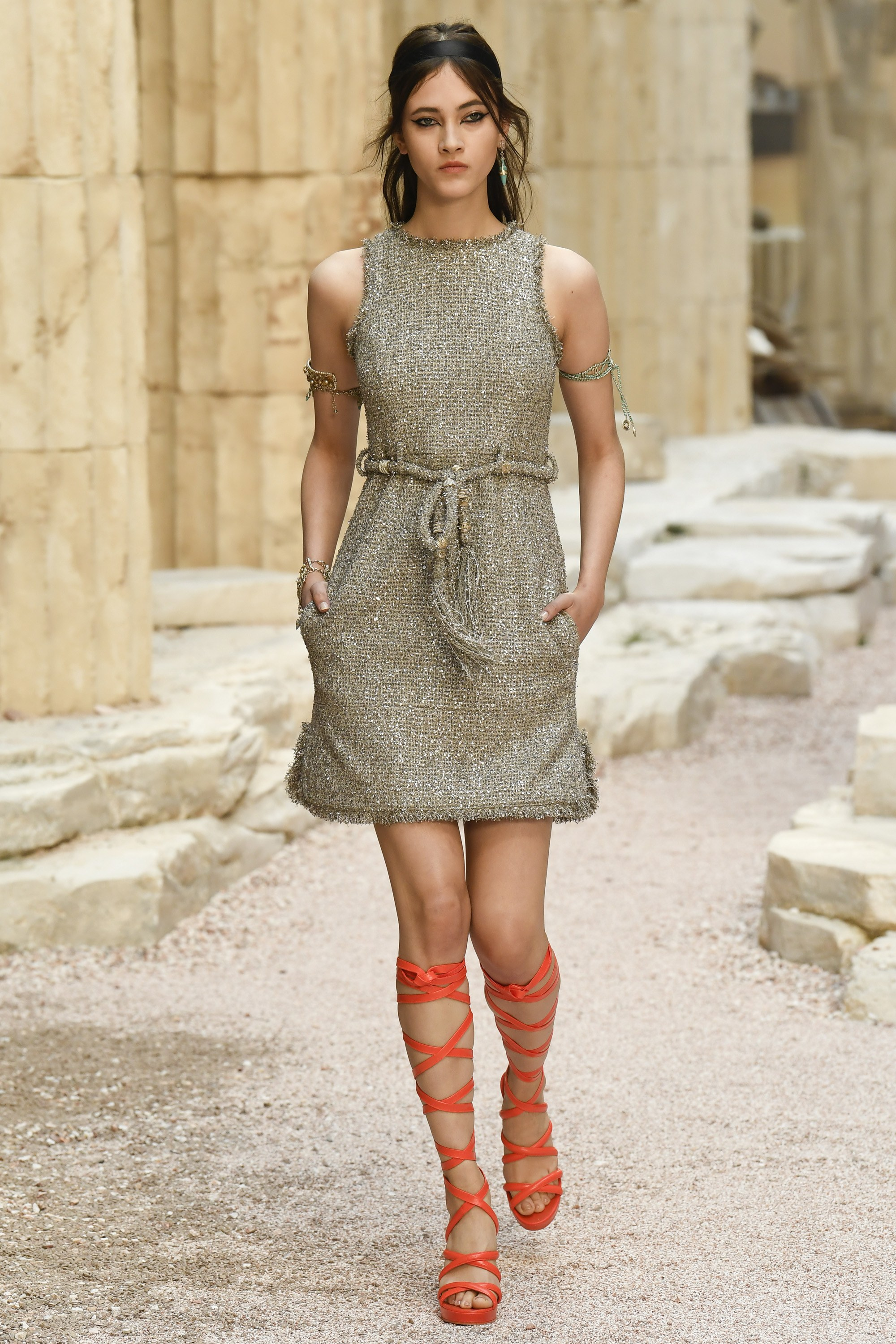 Chanel Cruise 2018. The Modernity of Antiquity ...
